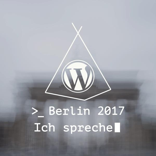 Darstellung des WordCamp Berlin 2017 Speaker-Logos